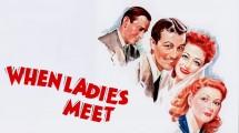 Когда встречаются леди (1941), фото 3