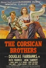 Корсиканские братья (1941), постер 3