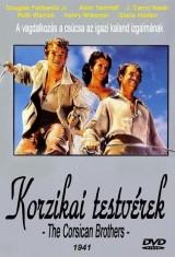 Корсиканские братья (1941), постер 4