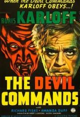 Команды дьявола (1941), постер 5
