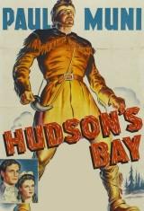 Гудзонов залив (1941), постер 2
