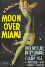 Луна над Майами (1941), постер 4