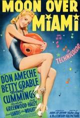 Луна над Майами (1941), постер 2