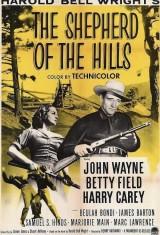 Ковбой с холмов (1941), постер 6