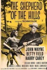 Ковбой с холмов (1941), постер 7