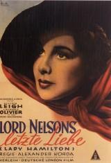 Леди Гамильтон (1941), постер 7