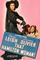 Леди Гамильтон (1941), постер 1