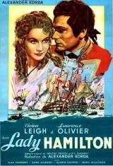 Леди Гамильтон (1941), постер 2