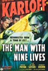 Человек с девятью жизнями (1940)