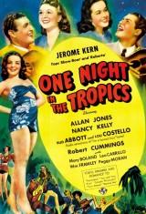 Одна ночь в тропиках (1940)