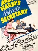 Личный секретарь Энди Гарди (1941)