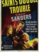 Двойные неприятности Святого (1940)
