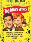Слишком много девушек (1940)