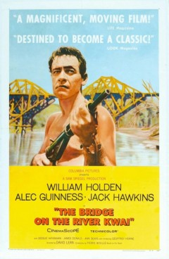Мост через реку Квай (1957)