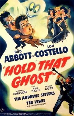 Задержите это привидение (1941)