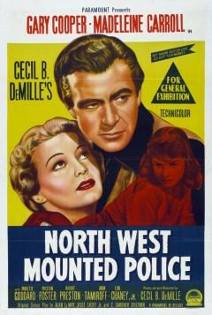 Северо-западная конная полиция (1940)
