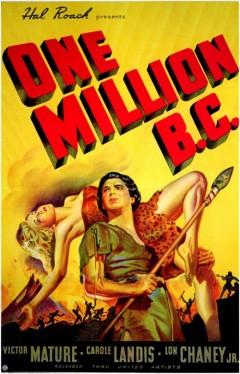 Миллион лет до нашей эры (1940)