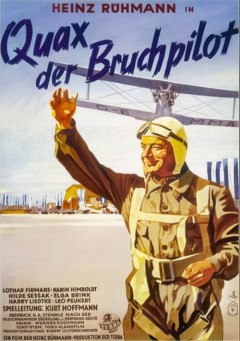 Квакс — незадачливый пилот (1941)
