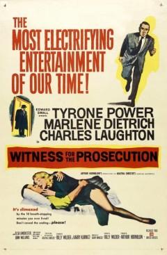 Свидетель обвинения (1957)