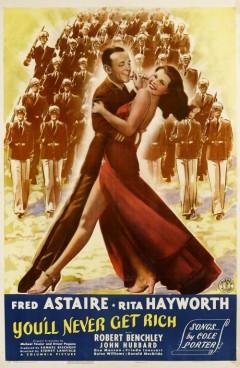 Ты никогда не будешь богаче (1941)